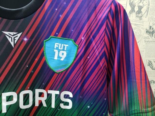 Camisa Fifa Game Edition Soccer - Foto 4