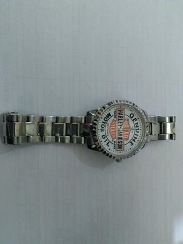 Vendo ou troco relógio original Harley Davidson