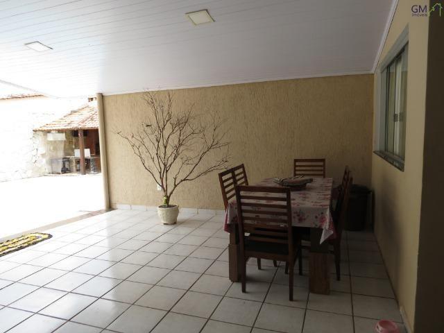 Casa no Condomínio Vivendas Serrana / 03 Quartos / Setor Habitacional Contagem Sobradinho - Foto 2