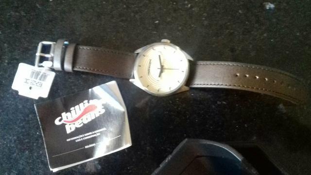 4bca55225 Relógio Chillibeans Novíssimo - Bijouterias, relógios e acessórios ...
