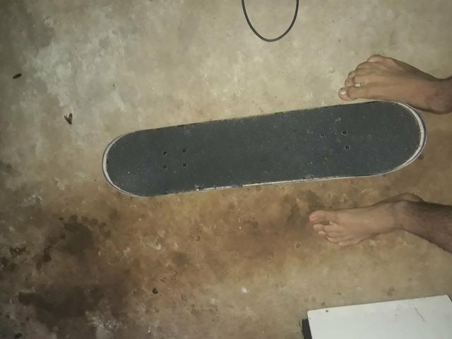 Shape solid combat skate