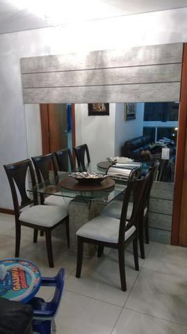Lindo Apartamento de frente para o mar ed. Rachel de Barros - Foto 5