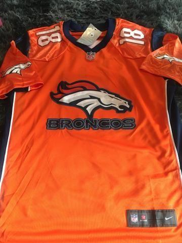 26706d361 Camisa Broncos Futebol Americano Nova - Roupas e calçados - Jardim ...