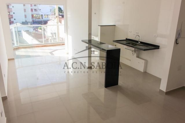 Apartamento à venda com 2 dormitórios em Centro, Ubatuba cod:AP00435