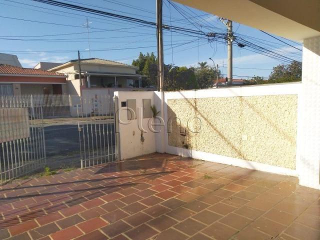 Casa para alugar com 3 dormitórios em Jardim novo campos elíseos, Campinas cod:CA015222 - Foto 4
