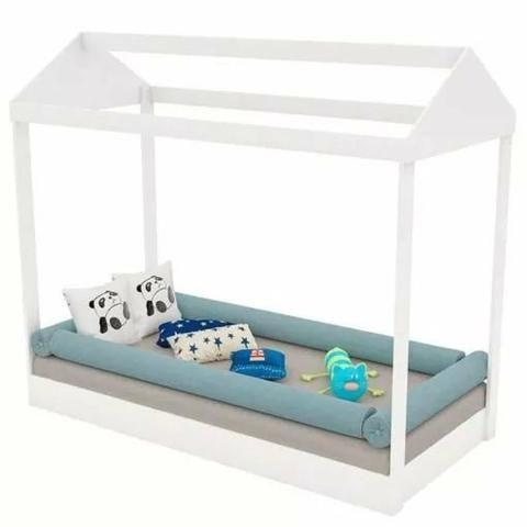 Mini cama infantil montessoriana S636