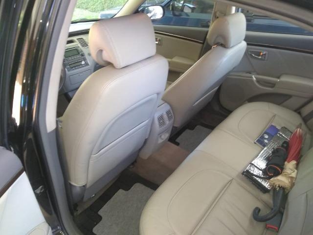 Hyundai Azera GLS 3.3 V6 24V 4p Aut. - Oferta - impecável - troco - Foto 10
