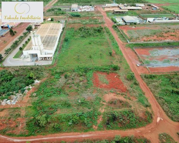 Terreno à venda em Distrito agroindustrial de formosa, Formosa cod:TE00007 - Foto 2