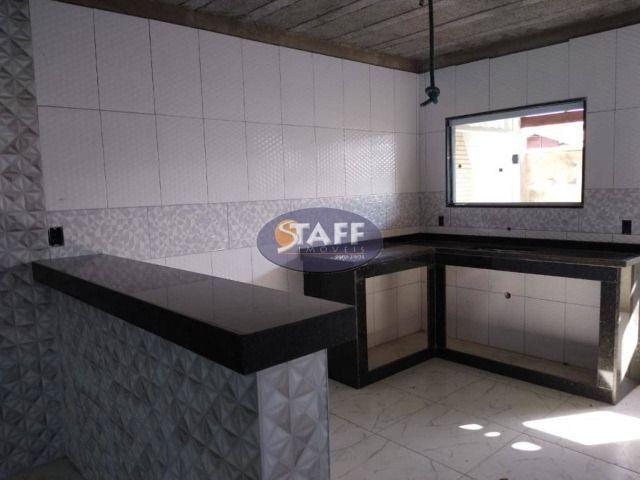 RRR:Casa 2 quartos sendo 1 suite com área gourmet no orla 500 em Unamar-Cabo Frio! - Foto 2