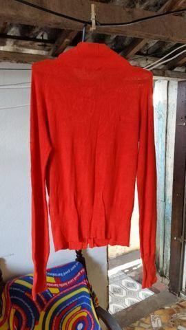 Blusinha de Lã Coral da A|K Urban - Foto 2