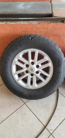 Rodas para Toyota com pneus , 70% - Foto 3