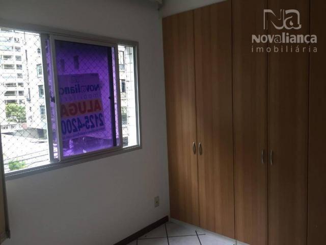Apartamento com 3 quartos para alugar, 110 m² por R$ 1.200/mês - Praia da Costa - Vila Vel - Foto 11