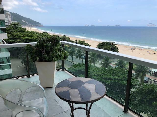 Top Apartamento Sao Conrado 450m² - Foto 3