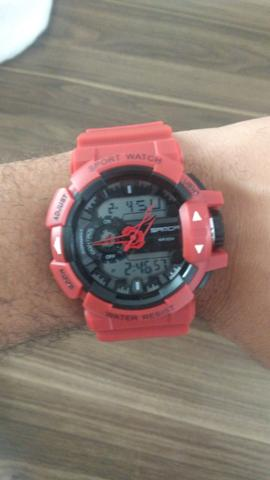 Relógio - marca Sanda