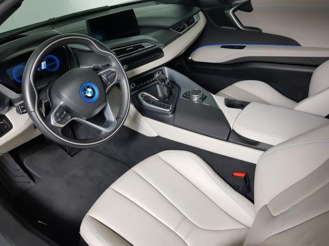 BMW i8 e-Drive 1.5 TB 12V 362cv Aut. - Cinza - 2015 - Foto 6