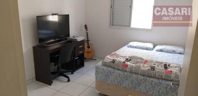 Apartamento com 2 dormitórios à venda, 54 m² - centro - são bernardo do campo/sp - Foto 7