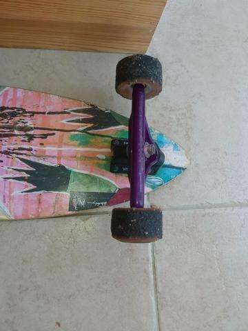 Skates com pouco uso, estado de novo - Foto 3