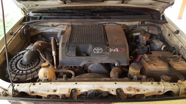 Hilux SR 3.0 manual. Troco em carro - Foto 6