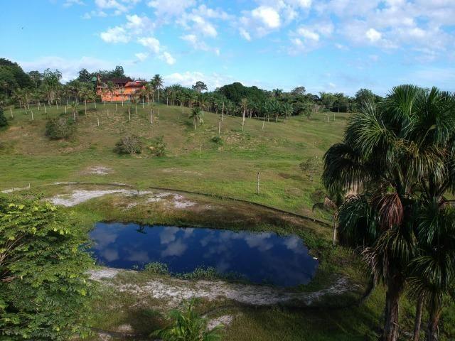 Balneário,Sítio com Restaurante funcionando BR 174 KM30 com 320.000 m² de área - Foto 9