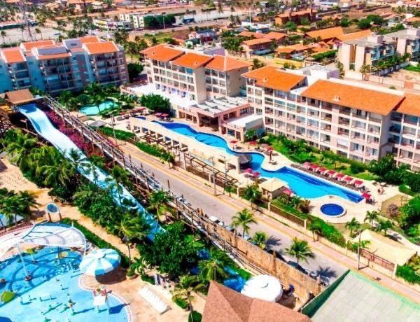 Vendo semana em um dos resorts do Beachpark, com ingressos ao Park incluso. - Foto 9