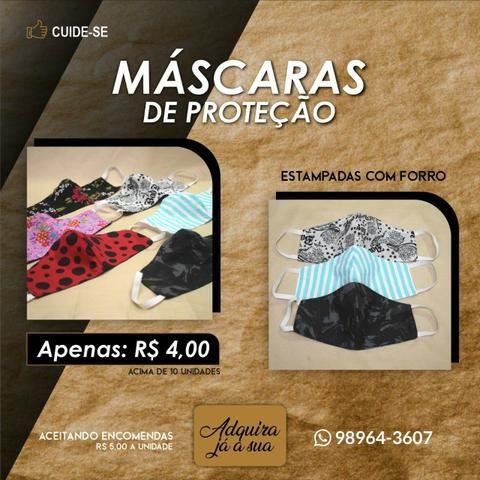 Máscaras de Proteção Covid 19 - Foto 3