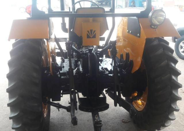 Trator valmet 68 motor mwm d-229 3cc - Foto 3