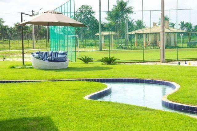 Duplex sendo 3suítes com piscina & deck em condomínio a 20minutos do centro de messejana - Foto 18