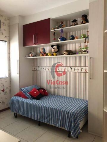 Apartamento com 4 dormitórios à venda, 124 m² por R$ 790.000,00 - Costazul - Rio das Ostra - Foto 15