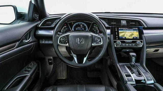 Honda Civic EXL 2.0 17/17 - Foto 2