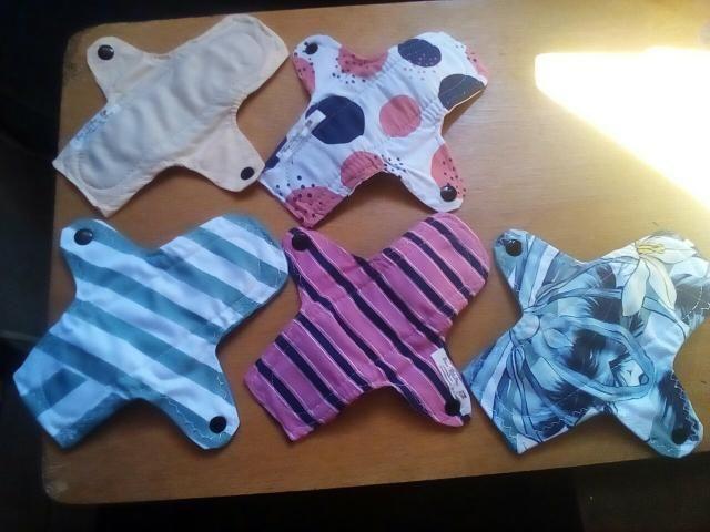 Absorventes de tecido - Foto 3