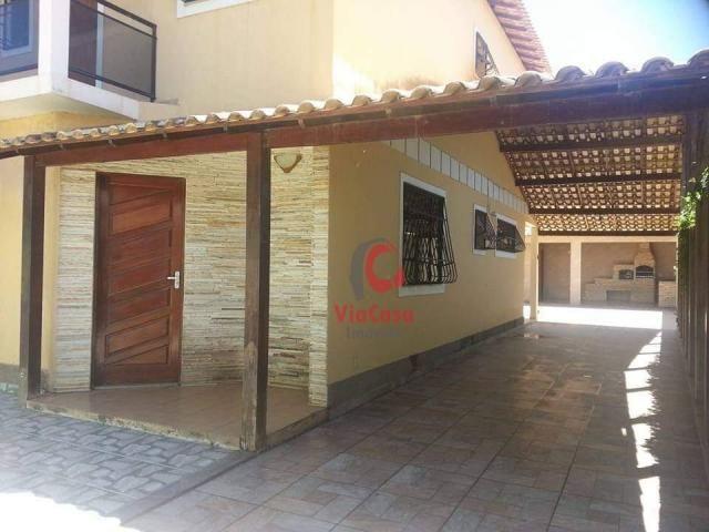 Casa duplex com ampla área externa 3 quartos com área gourmet no Village - Foto 4