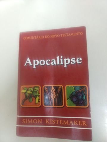 Livro comentário do novo testamento apocalipse - Foto 2