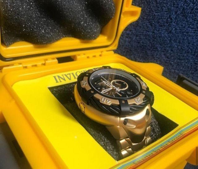 Relógios Originais a partir de 700 Invicta é só aqui *PROM0LUST - Foto 6