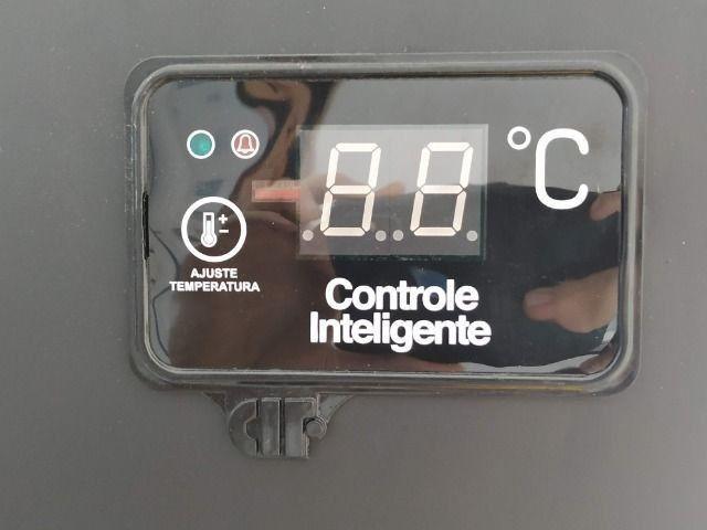 Freezer cervejeira Imbera 454 L porta de aço ou vidro Nova Frete Grátis - Foto 3