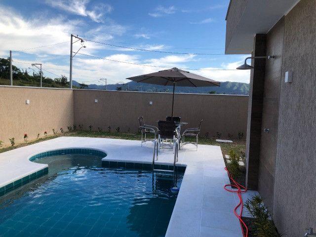 Código 45 - Linda casa em condomínio fechado em Inoã - Maricá-RJ - Foto 7