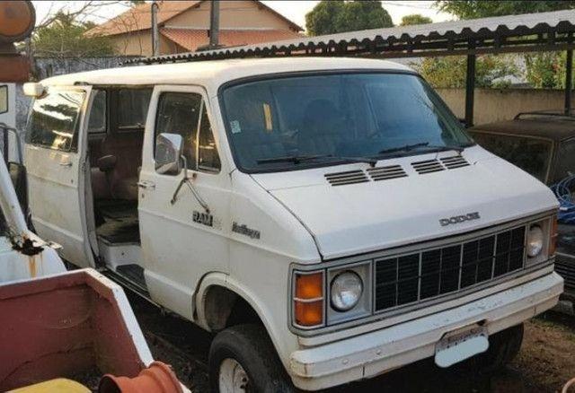 Dodge Ram Van - Foto 2