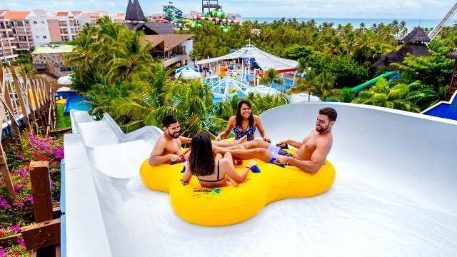 Vendo semana em um dos resorts do Beachpark, com ingressos ao Park incluso. - Foto 4