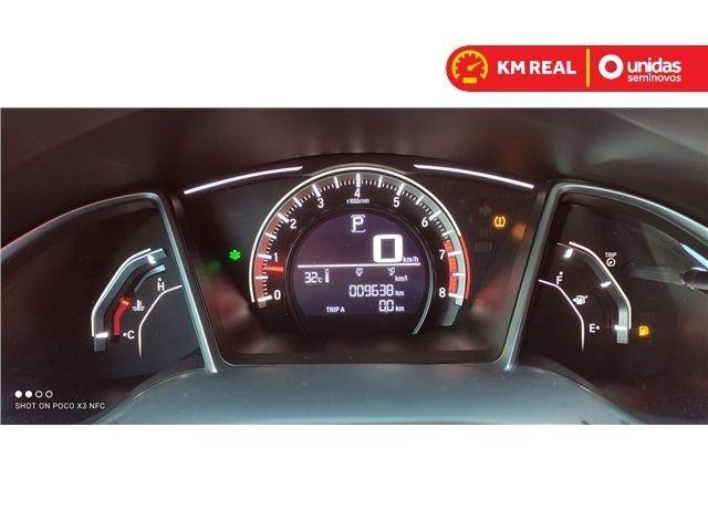 Honda Civic 2.0 FlexOne EX AT *Impecável* IPVA 2021 Total pago - Foto 8
