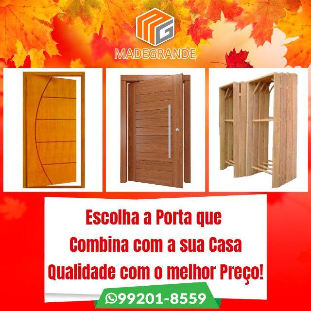 Muitas opções de Porta Nova para sua Casa!!! - Foto 5