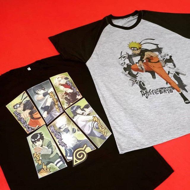Camisa Personalizada - Sublimação e Serigrafia - Foto 4