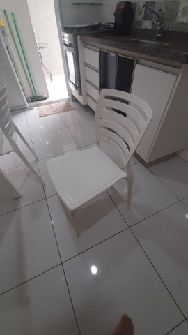 Mesa com 4 cadeiras - Foto 5