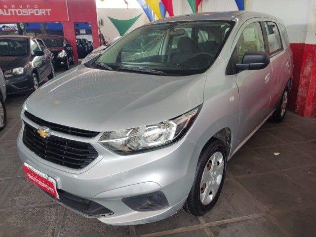 Chevrolet Spin 1.8 LS 2019 - Foto 2