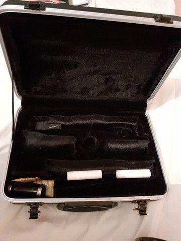 Clarineta Eagle 17 Chaves , Novíssima, usada poucas horas. Vale a pena conferir - Foto 6