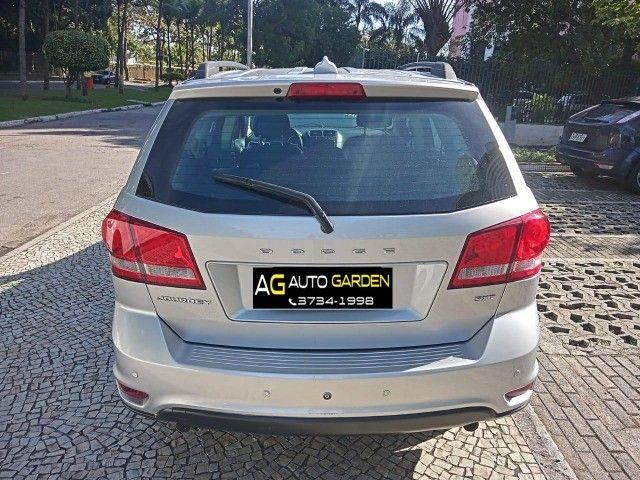 Dodge Journey 2012 Blindada n3a Sxt 3.6 v6 7lug aut+tip+toplinha+novíssima!!! - Foto 5
