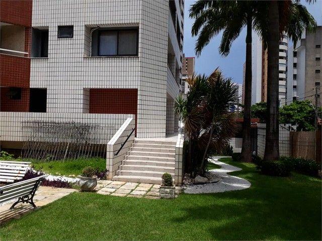 Apartamento à venda com 3 dormitórios em Aldeota, Fortaleza cod:REO475616 - Foto 4