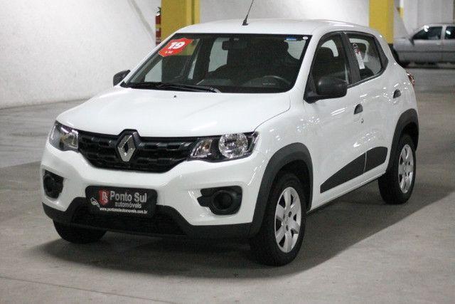 Renault Kwid 1.0 Flex MEC - Foto 3