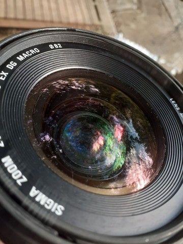 Lente sigma 24-70mm para canon - Foto 4