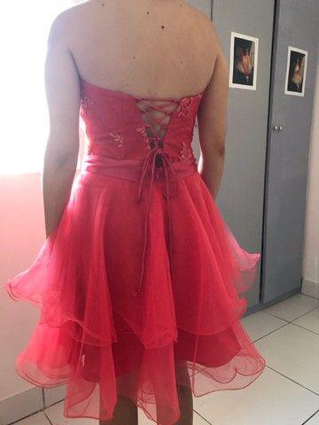 Vendo vestido de festa - Foto 4