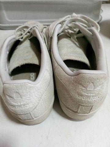 Tênis Adidas superstar - Foto 6