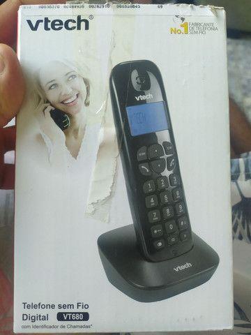 Telefone sem fio digital - Foto 3